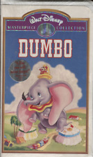 Walt de Disney the Classique Dumbo VHS PC