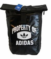 adidas Originals M61331 Backpack in Black Grate for School Sports and Gym