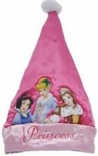 Weihnachtsmütze Nikolausmütze Disney Princess Weihnachten Kinder Geschenk Mütze