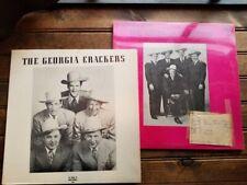 "LOT 2 THE GEORGIA CRACKERS ""Collectors Series"" LP Jewel Records 1975 USA / New"
