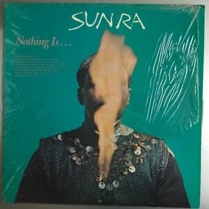 "Sun Ra ""‎Nothing Is..."" Vinyl LP USA 1966 Excellent copy!"