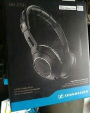 Sennheiser hd 231i BRAND NEW headphones iPhone Apple control