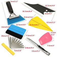8in1 Squeegee Auto Window Tinting  Film Install Wrapping Applicator Tool Kit New