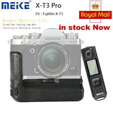 Meike MK-XT3 Pro Battery Grip wh 2.4G Wireless Remote for Fujifilm Fuji X-T3 Cam