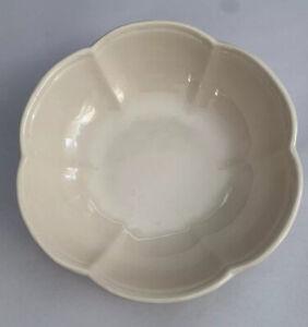 McCoy Vtg Pottery #7528 Serving Dish Succulent Planter Fruit Bowl Scalloped EUC