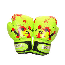 Sport Fight Kid Boxing Gloves Kickboxing Punching Bag Training For Age 3-10 Kids