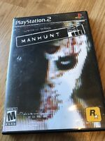 Manhunt (Sony PlayStation 2, 2003) Ps2 VC5