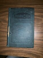 Brown's Bible Dictionary Arlington Edition ~1900 Acceptable condition