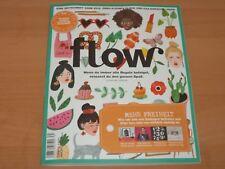Flow Nummer 31 Zeitschrift mit allen Beilagen aus 2018 ungelesen!