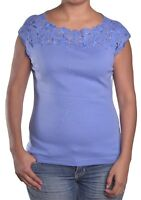 Valerie Stevens Women's Sleeveless Floral Casual Shirt Size Small