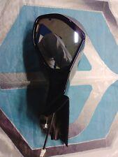 Specchio specchietto sinistro nero Piaggio X9 Evolution 125/200/250/500