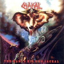 CHAKAL – The Man Is His Own Jackal / Death Is EP (LIM.BRA THRASH METAL CLASSIC)