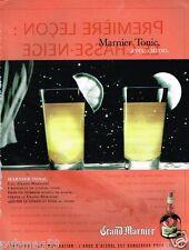 Publicité advertising 1997 Liqueur Grand Marnier