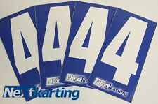 Go kart bleu balaclava//vélo moto course rallye rotax tkm X30 cadet pro kart
