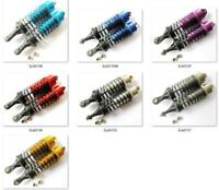 Alloy Aluminum Rear shock absorber SLA015 Upgrade Parts For Traxxas 1//10 Slash