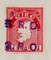 (I.B) Ireland Revenue : General Register Office 1d (complete document)