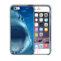 Shark Jaws Iphone 5 5s 5c SE 6 6S 7 8 X XS Max XR 11 12 Pro Plus Case Cover 03