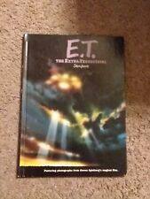 vintage 1982 E.T. movie storybook by scholastic