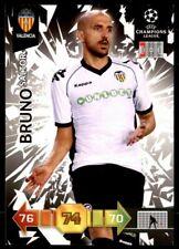 Panini Adrenalyn XL UEFA Champions League 2010/2011 Valencia FC Bruno Saltor