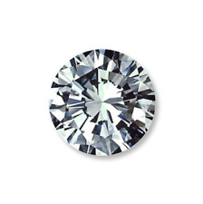 0.07 Ct Natural Loose Diamond Round Brilliant Cut H Color SI1 Clarity For Ring