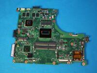 ASUS N56JN Motherboard Laptop W/ i7-4710HQ GT840M REV 2.0 N56JN Mainboard