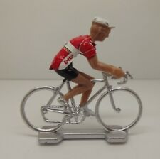 2017 Team Lotto Soudal Cycling figurines set miniature Ridley