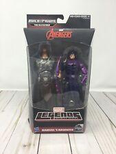 Marvel Legends Infinite Series Marvel's Hawkeye BAF Action Figure SEALED T3