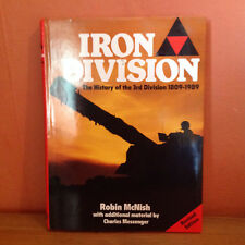 Iron Division The History of the 3rd Division 1809-1989