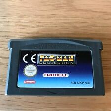 Pac-Man Collection Nintendo Game Boy Advance GBA Game | Cart Only | Namco Pacman