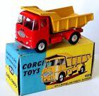 Corgi Toys No.458 ERF Tipper 64G Earth Dumper (1958-66)