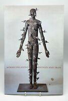 Mimmo Paladino - Bronze and iron. 2003. Art exhibition catalogue