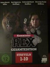 Kommissar Rex - Gesamtedition (Staffeln 1 bis 10 - Alle 119 Folgen) + Bonus-Disc