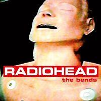 RADIOHEAD - THE BENDS   VINYL LP + MP3 NEU