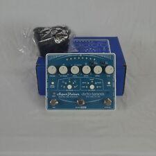 Electro-Harmonix Super Pulsar Stereo Tap Tremolo Guitar Effects Pedal