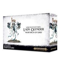 Nighthaunt Lady Olynder Warhammer Age of Sigmar. Games Workshop