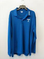 Ping Golf Shirt Xl, Long Sleeve Royal Blue, Brand New! Nice Shirt!