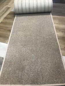 TWIST CARPET RUNNER,  60CM X 430cm BLEACH CLEANABLE