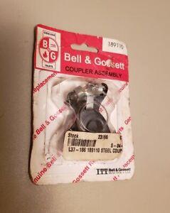 Bell & Gossett 189110 Steel Coupler for Series 100 B&G Pumps et al OEM NEW