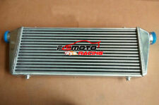 "460 x 230 x 50mm FMIC ALUMINUM INTERCOOLER 2.25"" INLET/OUTLET TURBO Tube and Fin"