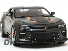 2017 CHEVROLET CAMARO SS FIFTY 50TH ANNIVERSARY METALLIC GREY 1:18 MAISTO 31385