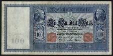 """Ro.035 100 Mark 1908 """"Flottenschein"""" (3)"""