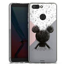 ZTE Blade V9 Silikon Hülle Case Handyhülle - Mickey Mouse Scribble