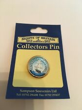 Portsmouth HMS Victory Pin Badge