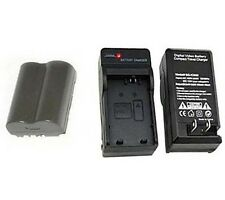 Battery + Charger for Canon Digital Rebel 6.3MP DS6041 Pro90 IS Pro 1 G1 G2 G3