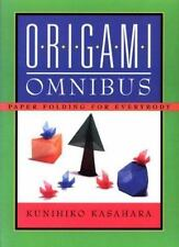 Origami Omnibus: Paper Folding for Everybody by Kunihiko Kasahara