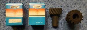 Fiat X1/9 X19 128 1100/1300 /1500 SOHC oil pump drive gear GRAF 4310029