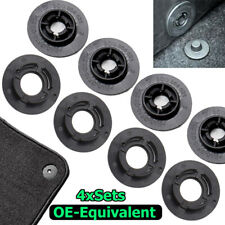 Car Floor Mat Clamps For VW ADUI SKODA SEAT Fastener Clips Fixing Grips Carpet
