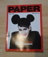 PAPER Magazine New York March 2015 Used VGC