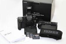 Fujifilm X-H1 mit Vertical Power Booster Grip VPB-XH1 - 2960 Auslösungen