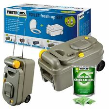 Thetford Replacement Toilet C200 Cassette Seat Fresh Up Kit Caravan Motorhome